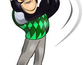 #36 для Logo Design for www.gorillagolf.com.au от akashpatel7780
