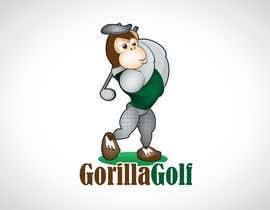 #11 для Logo Design for www.gorillagolf.com.au от markomavric