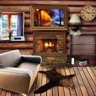 Graphic Design Inscrição do Concurso Nº10 para Transform a bad hand drawing into a quality graphic-Two Living Rooms (2 styles:Log Cabin and Modern)