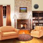 Graphic Design Inscrição do Concurso Nº26 para Transform a bad hand drawing into a quality graphic-Two Living Rooms (2 styles:Log Cabin and Modern)