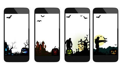 Image of                             4 Halloween Images for a Filter ...