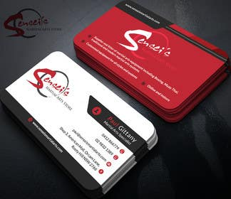 Image of                             Recreate a business card