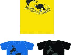 #27 untuk Design a T-Shirt for Once upon a time in Sweden oleh angelinstephanie