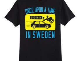 #14 untuk Design a T-Shirt for Once upon a time in Sweden oleh fherlambang