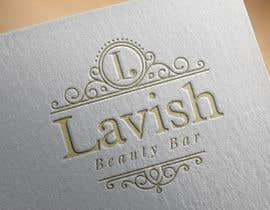 "#12 for Design a Logo for ""Lavish Beauty Bar"" by rashedultusher"