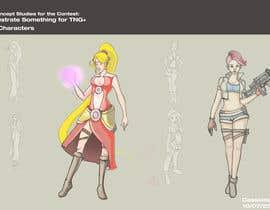 cassiano2d tarafından Illustrate Something for TNG+ için no 17