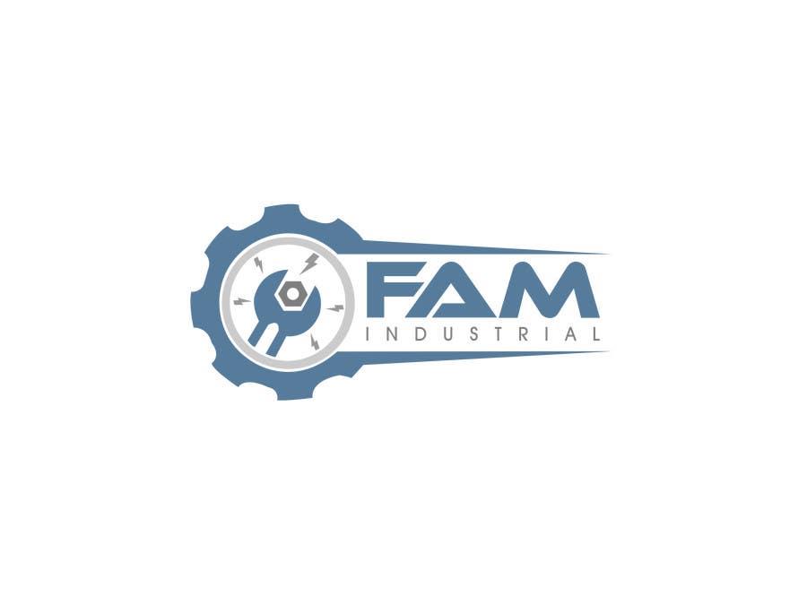 FAM INDUSTRIAL LOGO DESIGN CONTEST | Freelancer