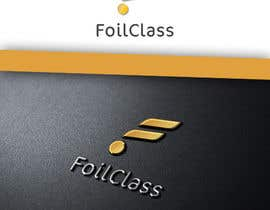 #367 para Logo Design for FoilClass - High-end/luxury por vhegz218