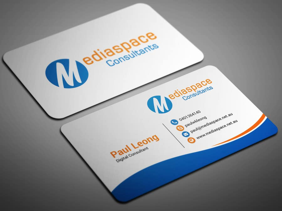 Entry #6 by smartghart for Business Card Design For Web Design & SEO ...