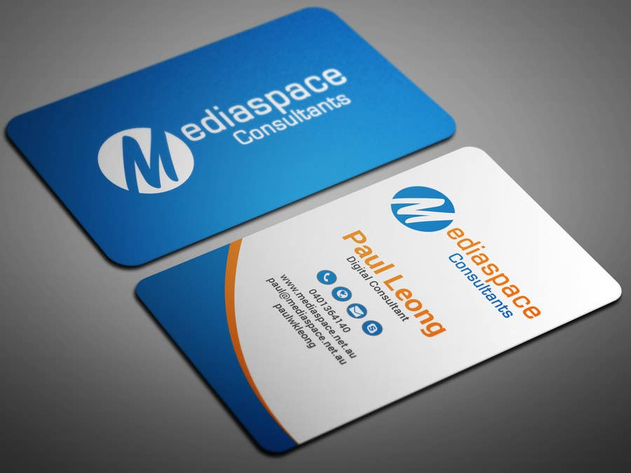 Entry #16 by smartghart for Business Card Design For Web Design ...