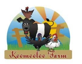 nº 11 pour Logo Design for Koomooloo farm par manikmoon