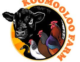 #30 para Logo Design for Koomooloo farm por AvatarFactory