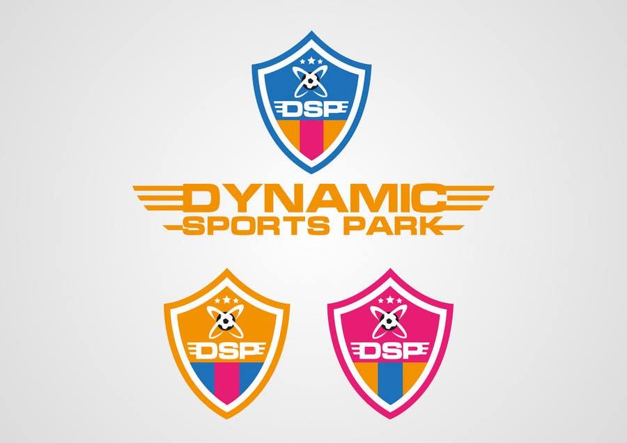 Конкурсная заявка №157 для Logo Design for Dynamic Sports Park (DSP)