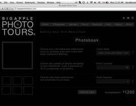 nº 24 pour Design a Webpage Mockup with Photoshop CS6. par amitwebdesigner