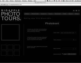 nº 20 pour Design a Webpage Mockup with Photoshop CS6. par Mihiutza