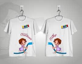 #16 para Design a T-Shirt de cristiamcelis