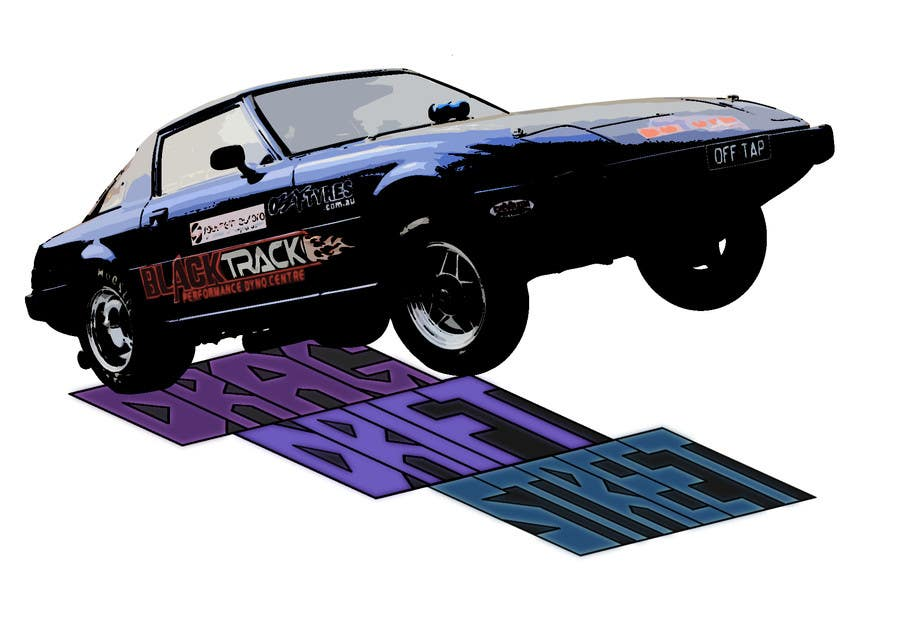 Entry #22 by jamesnoel21 for Race car graphics incorporating company