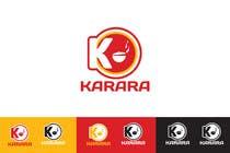 Graphic Design Inscrição do Concurso Nº497 para Logo Design for KARARA The Indian Takeout