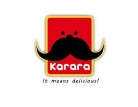 nº 590 pour Logo Design for KARARA The Indian Takeout par Raenessest