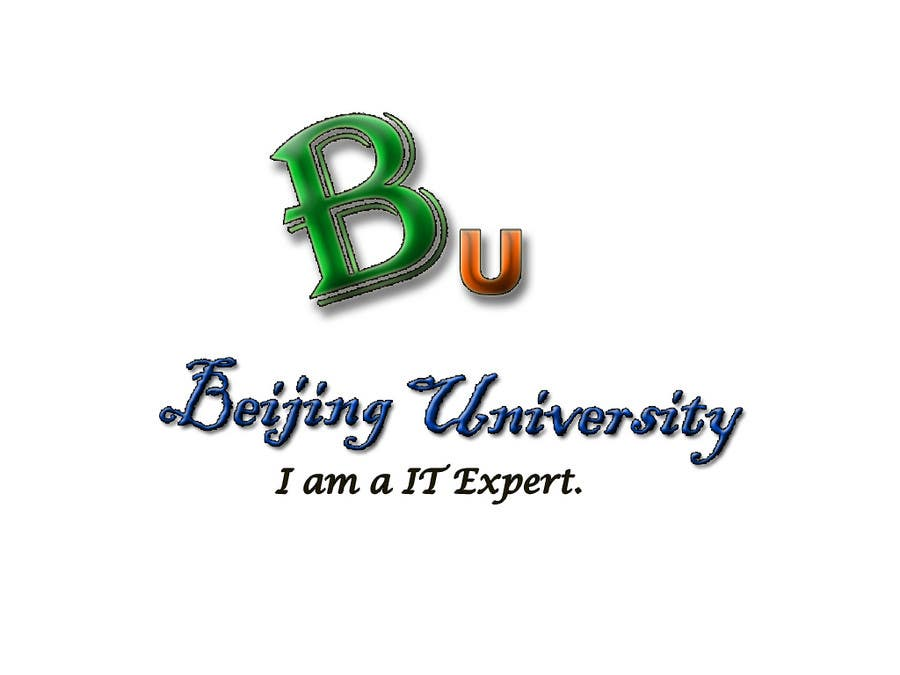 Конкурсная заявка №6 для Logo Design for beijing university