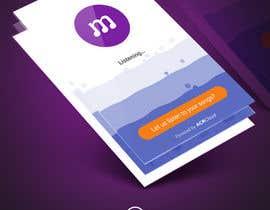 #18 for Design screenshots (images) for an Android app af ZeljkoKosovac