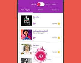 #20 for Design screenshots (images) for an Android app af ZeljkoKosovac