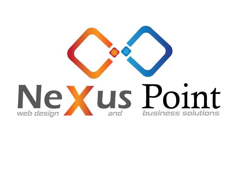 Kilpailutyö #                                        75                                      kilpailussa                                         Logo Design for Nexus Point Ltd