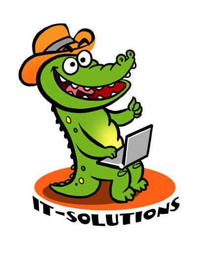 Konkurrenceindlæg #18 for Logo Design for IT-solutions company