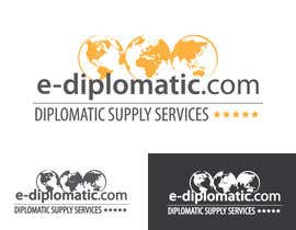 #25 for Logo Design for online duty free diplomatic shop by shaouraav