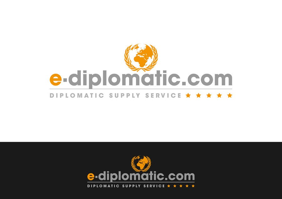 Конкурсная заявка №282 для Logo Design for online duty free diplomatic shop