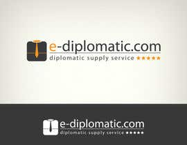 #224 for Logo Design for online duty free diplomatic shop by palelod
