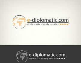 nº 14 pour Logo Design for online duty free diplomatic shop par palelod
