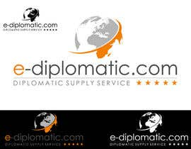 nº 205 pour Logo Design for online duty free diplomatic shop par winarto2012