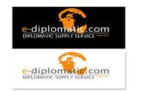 Graphic Design Kilpailutyö #216 kilpailuun Logo Design for online duty free diplomatic shop