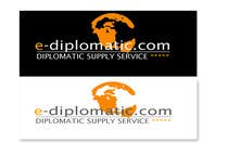 Graphic Design Kilpailutyö #220 kilpailuun Logo Design for online duty free diplomatic shop