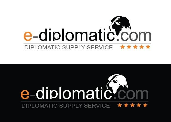 Logo Design for online duty free diplomatic shop için 274 numaralı Yarışma Girdisi