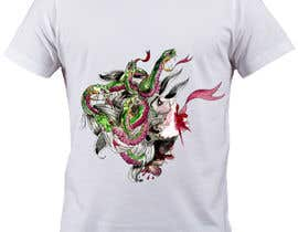 #40 cho Medusa T-Shirt Design bởi caspercham