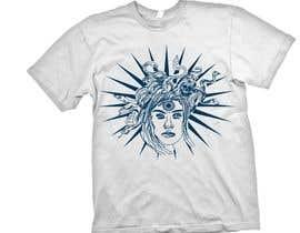 #37 cho Medusa T-Shirt Design bởi takackrist
