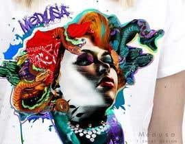 #28 cho Medusa T-Shirt Design bởi pilipushko