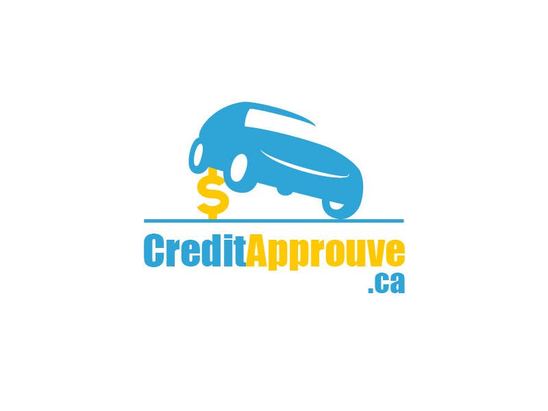 #110 for Logo Design for Credit approuve .ca by SkyWalkerAL