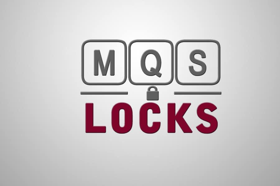 Contest Entry #69 for Logo Design for mqslocks