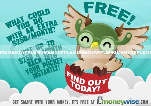 Inscrição nº                                         63                                      do Concurso para                                         Banner Ad Design for Moneywise.com