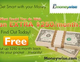 #78 para Banner Ad Design for Moneywise.com por attiqe