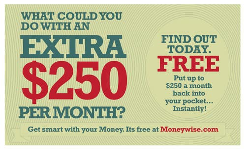 Inscrição nº                                         83                                      do Concurso para                                         Banner Ad Design for Moneywise.com