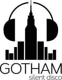 Bài tham dự cuộc thi #                                        14                                      cho                                         Design a Logo for Gotham Silent Disco