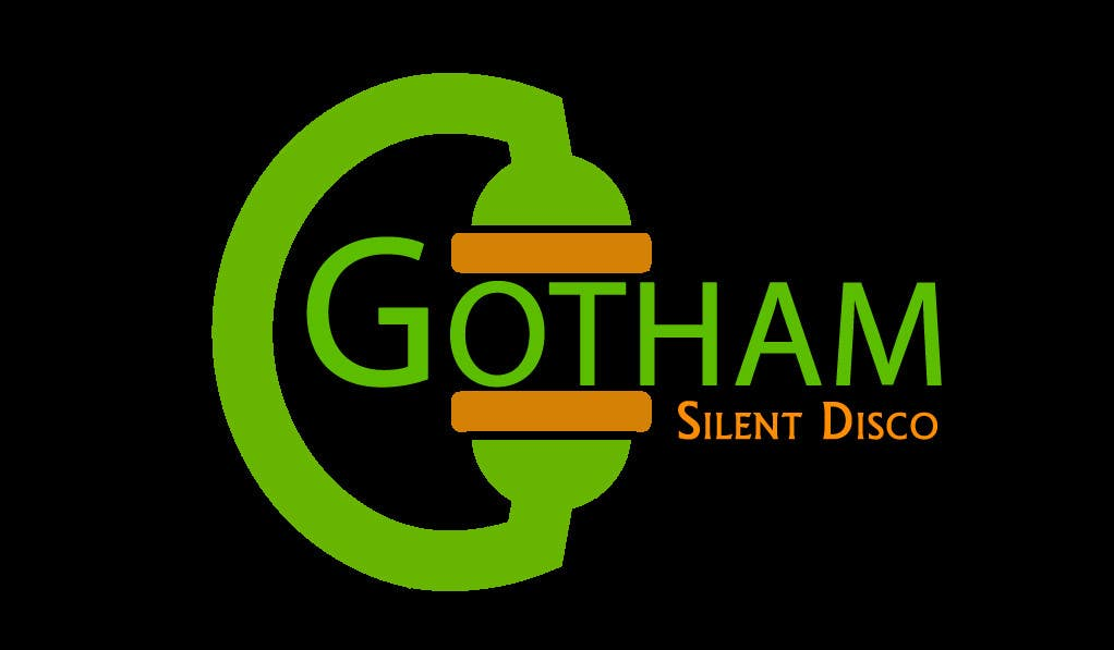 Bài tham dự cuộc thi #                                        17                                      cho                                         Design a Logo for Gotham Silent Disco