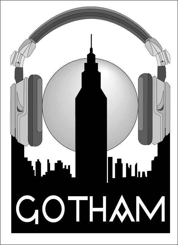 Bài tham dự cuộc thi #                                        2                                      cho                                         Design a Logo for Gotham Silent Disco