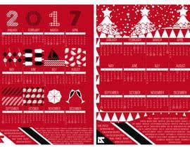 #22 для I need some Graphic Design for a 2017 Calendar от maxdzhavala