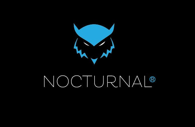 Image of: Nocturnal Hunt Contest Entry 98 For Design Logo Nocturnal Freelancer Entry 98 By Mobarok9s For Design Logo Nocturnal Freelancer