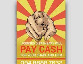 #12 untuk Design a Banner ad for sourcing materials for a California licensed dispensary oleh saikat9999